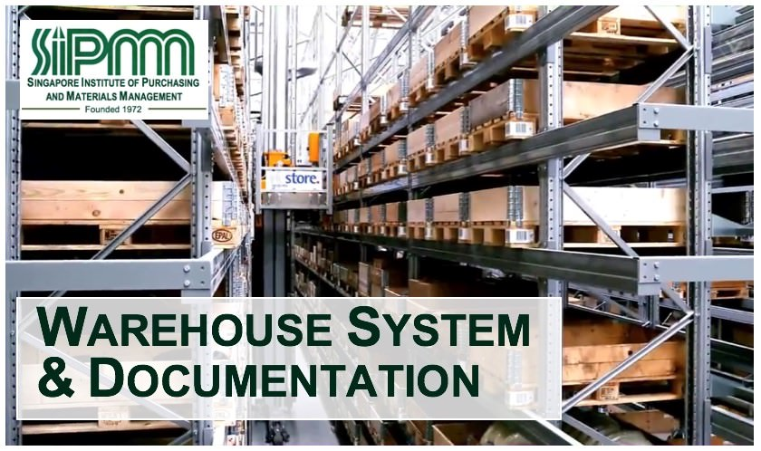 SIPMM - Supply Chain-WSD