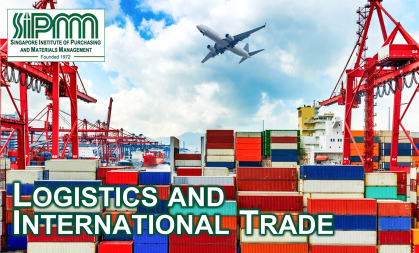 Logistics and International Trade - SIPMM Online Learning