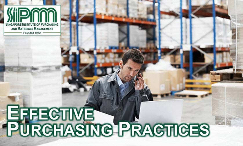 Procurement-Effective Purchasing Practices-EPP - SIPMM Online Learning