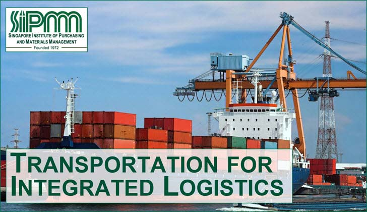 Transportation for Integrated Logistics-TIL - SIPMM Online Learning