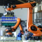 Robotic Smart Warehouse in Manufacturing Industry - SIPMM