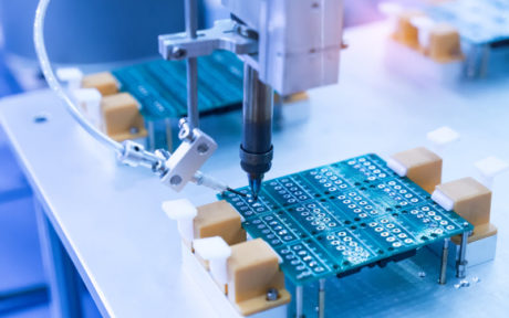 Automated soldering and assembly pcb board in manufacturing - SIPMM.IO