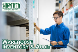 Warehouse Inventory and Audit - SIPMM.IO