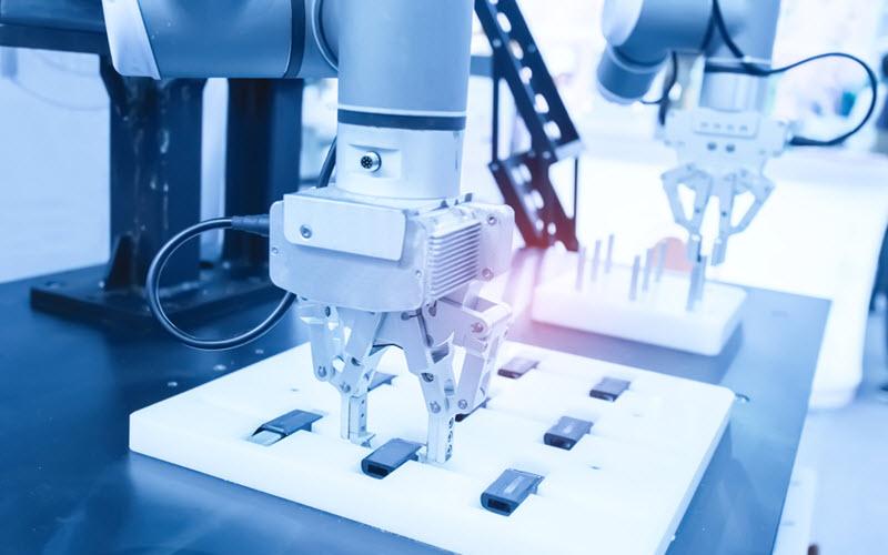 Automation Robotic Arm - SIPMM.IO