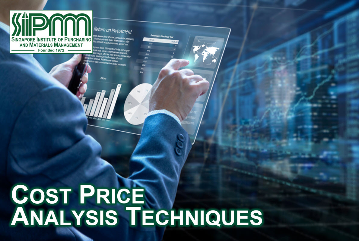 Cost Price Analysis Techniques - SIPMM.IO