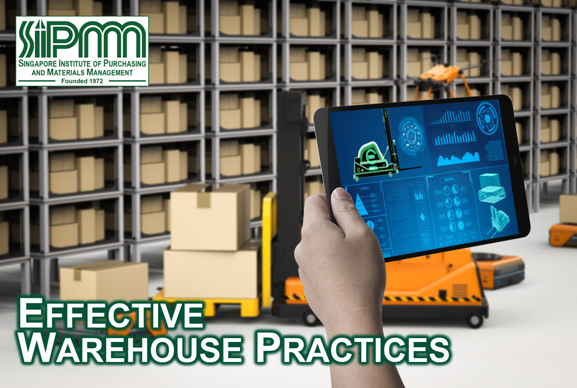 Effective Warehouse Practices - SIPMM.IO