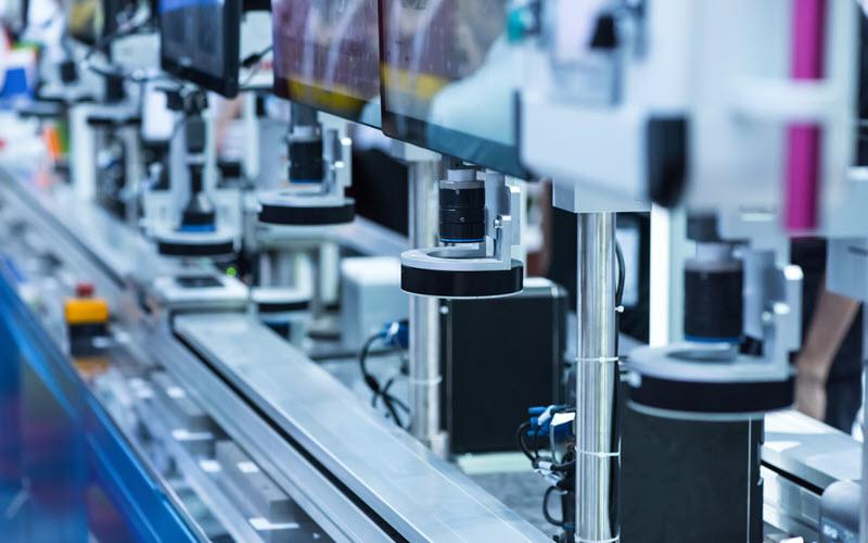 Robotic machine in Warehouse - SIPMM