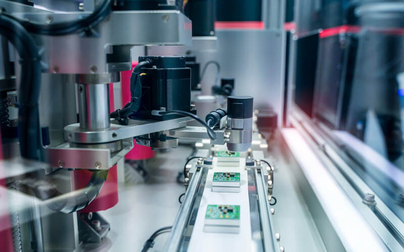 Robotic Sensor Assembly in Smart Manufacturing Factory - SIPMM