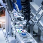 Smart Manufacturing Factory Robotic Assembly Line - SIPMM