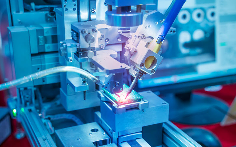 Automated manufacturing soldering and assembly - SIPMM