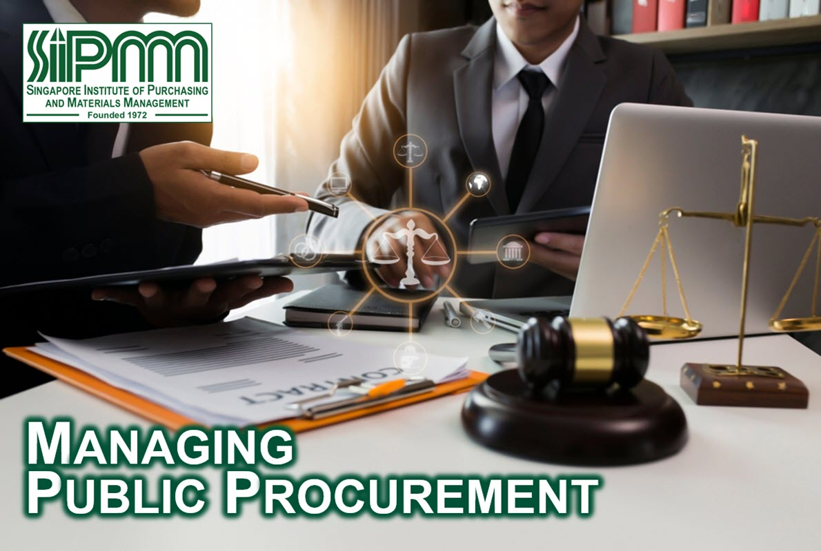 Managing Public Procurement
