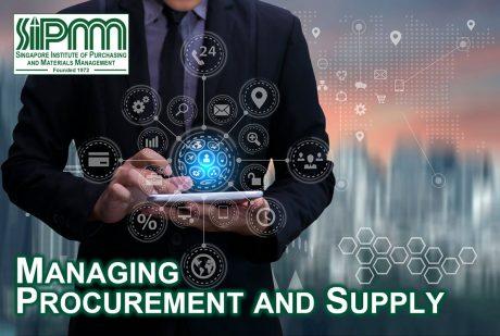 Managing Procurement and Supply